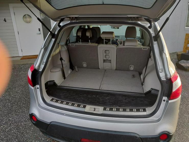 Bild 2: Nissan Qashqai +2
