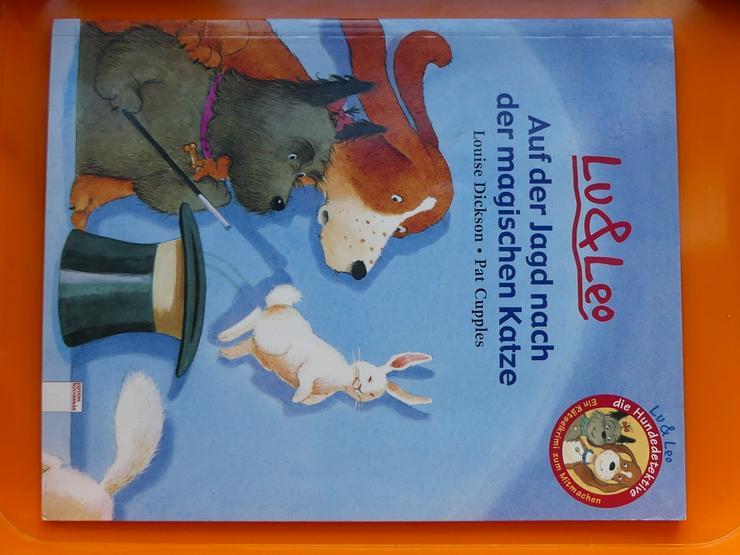 Lu&Leo. Auf der Jagd nach der magischen Katze (auch zu versenden) - Kinder& Jugend - Bild 1