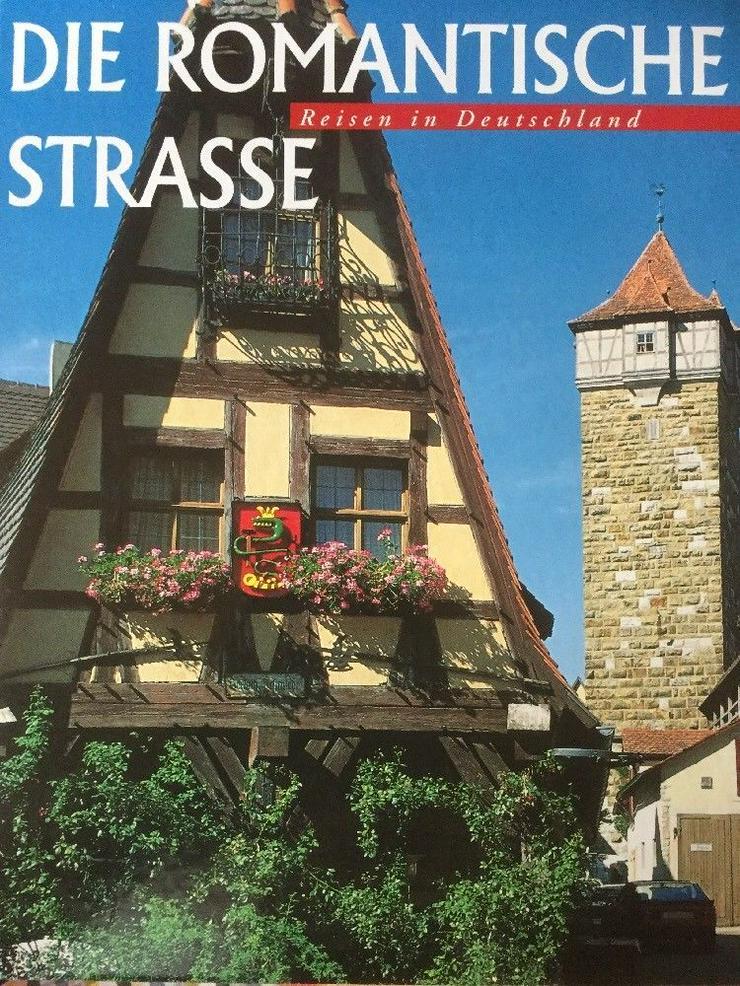 Reisen in Deutschland. Die Romantische Straße