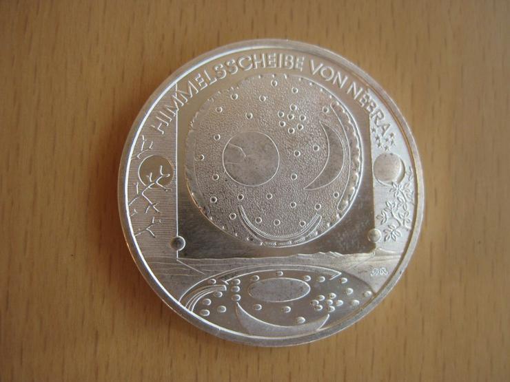 10 Euro Münze Himmelsscheibe von Nebra 2008 A