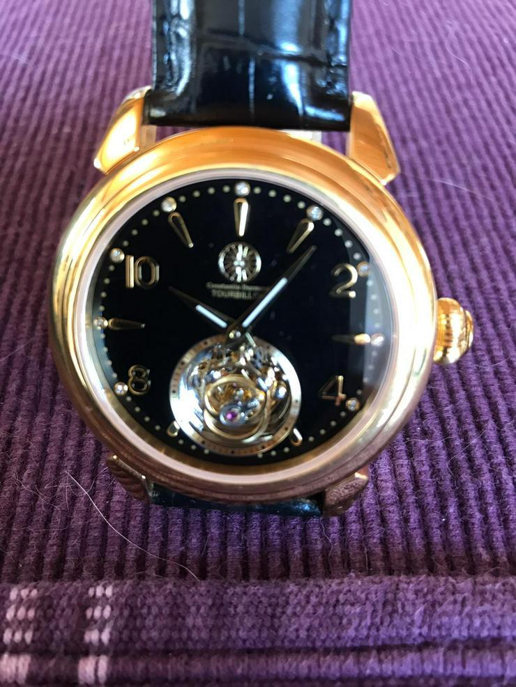 Bild 2: Luxusuhr der Marke Constantin Durmont
