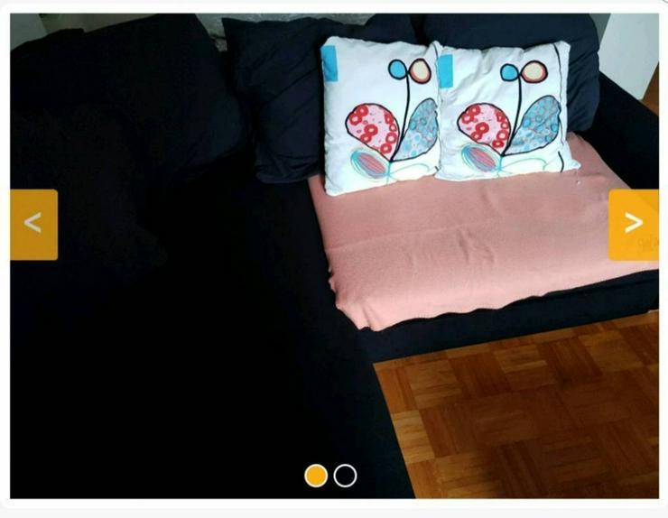 Auszieh-Couch zu verschenken!