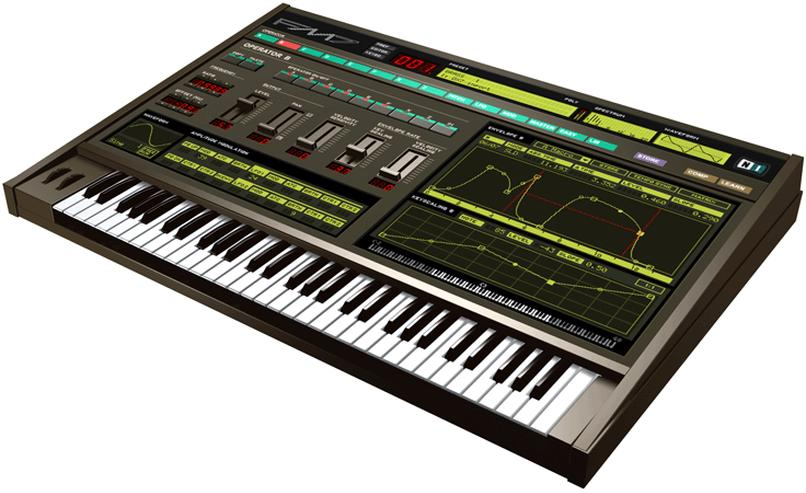 Native Instruments Kult Synthesizer FM7
