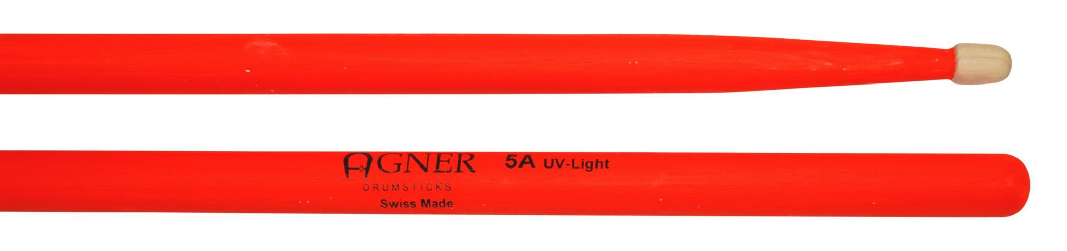 Bild 6: Agner Drumsticks UV Serie