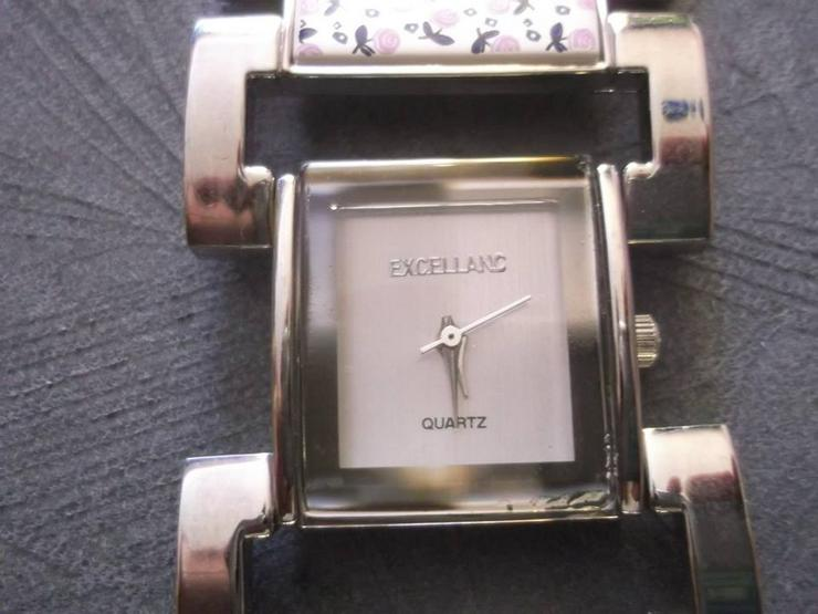 Bild 3: EXCELLANC Damenuhr Damen Uhr Armbanduhr Braun Uhren DHU-E 1SI 20