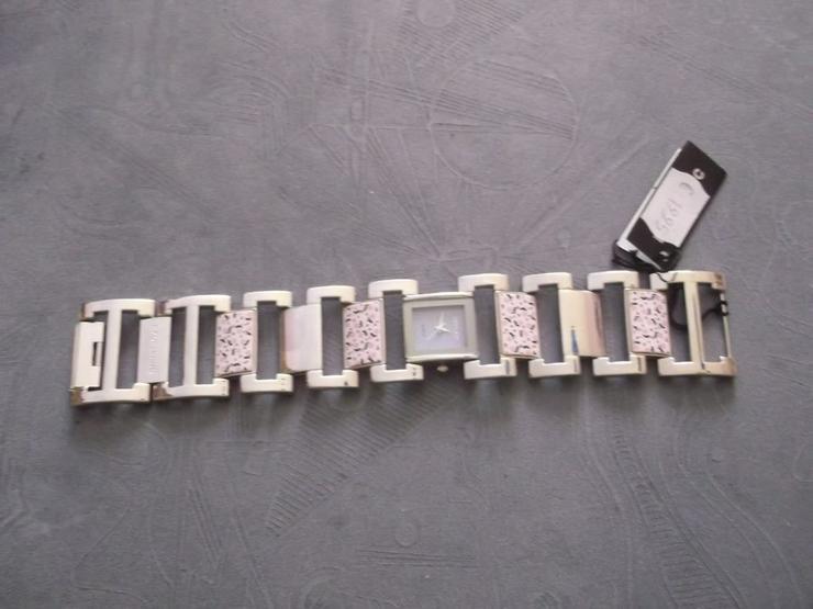 Bild 2: EXCELLANC Damenuhr Damen Uhr Armbanduhr Lila DHU-E 1LI 20