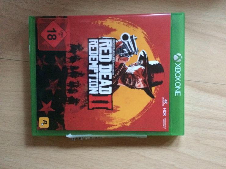 Red Dead Redemption 2 - Xbox Games - Bild 1