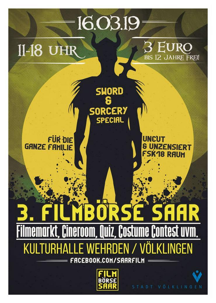 3. Filmbörse Saar - Sword & Sorcery