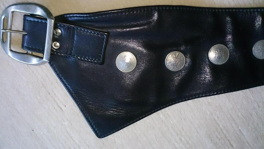 Pyrate Style Original Ledergürtel