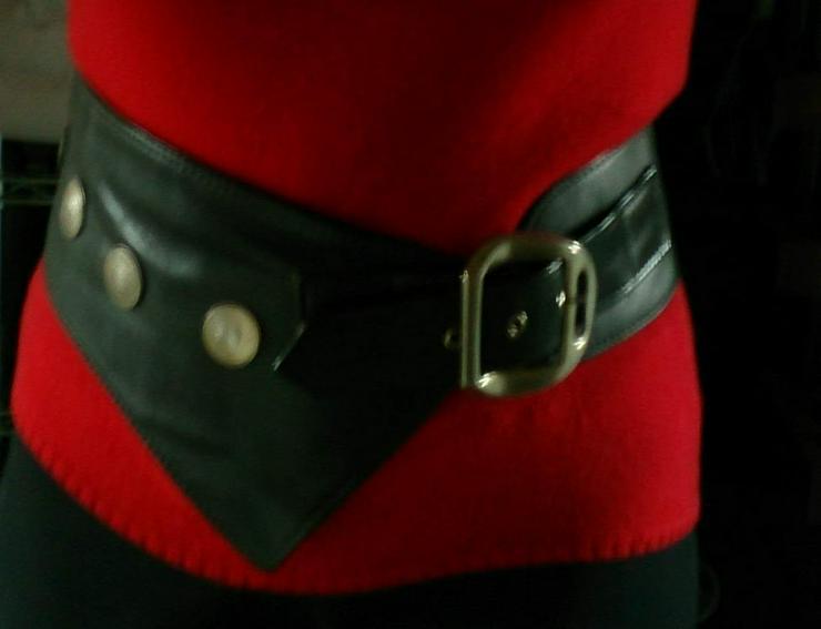 Bild 5: Pyrate Style Original Ledergürtel