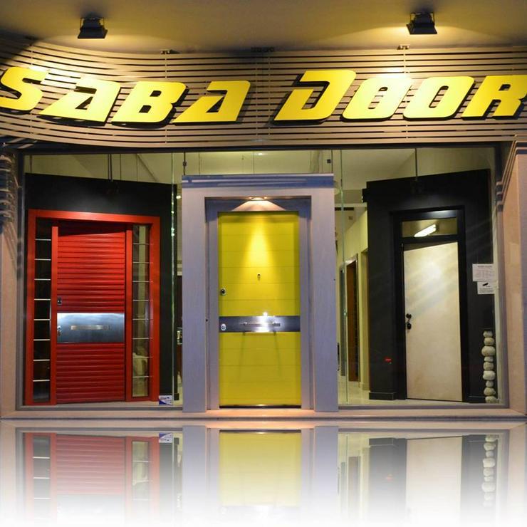 Haustüren, Wohnungstüren, Sicherheitstüren  SABADOOR