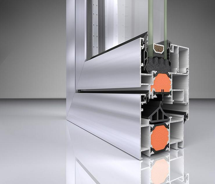 Fenster, Sicherheitsfenster mit Roto Sicherheitsverriegelungen