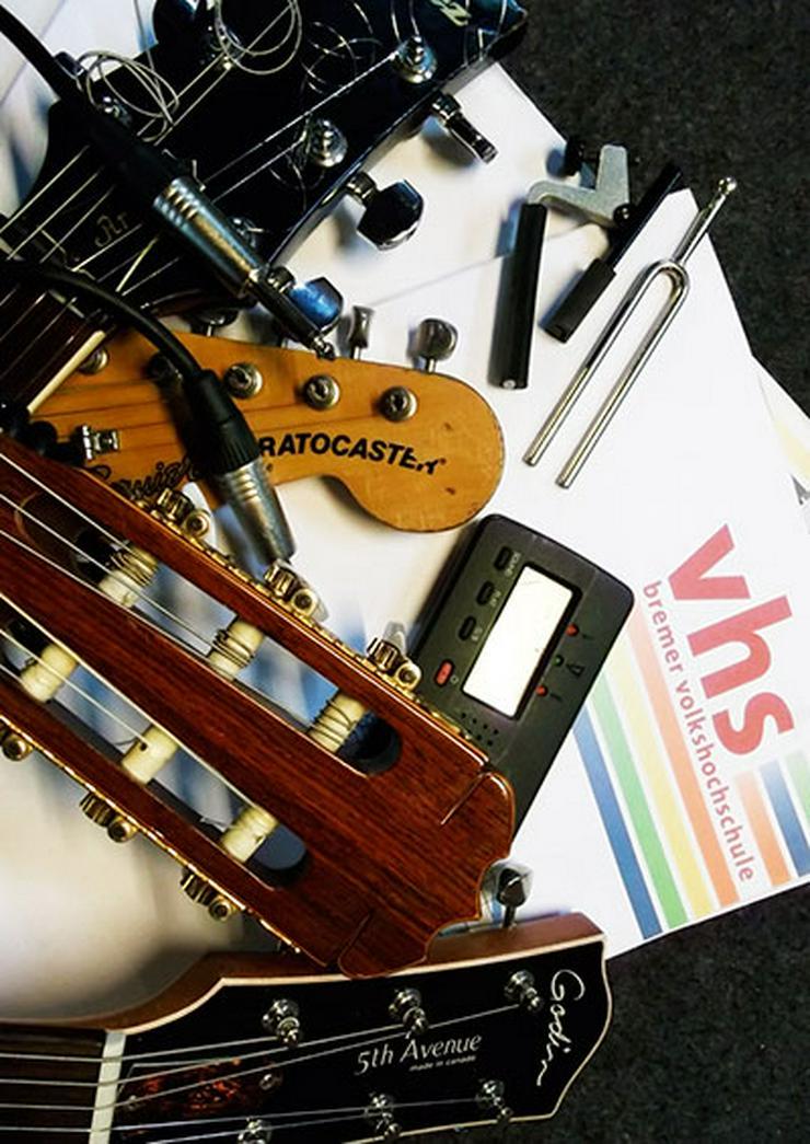 Gitarren-Kurse mit Peter Apel - FS19 Jetzt Online buchen!