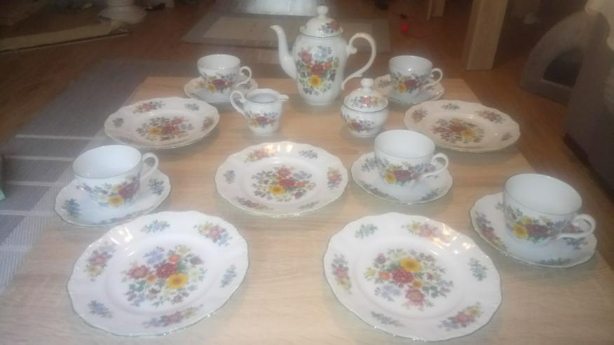 Seltmann-Weiden, sehr schönes, antikes Porzellan Kaffee-Service