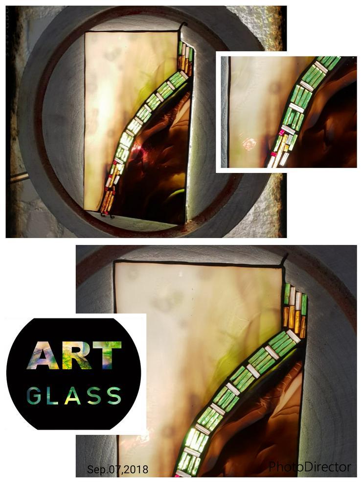 Fensterbank Stele in der Art Glass Gallery Mülheim in großer Auswahl & Tiffany Klinik Nrw