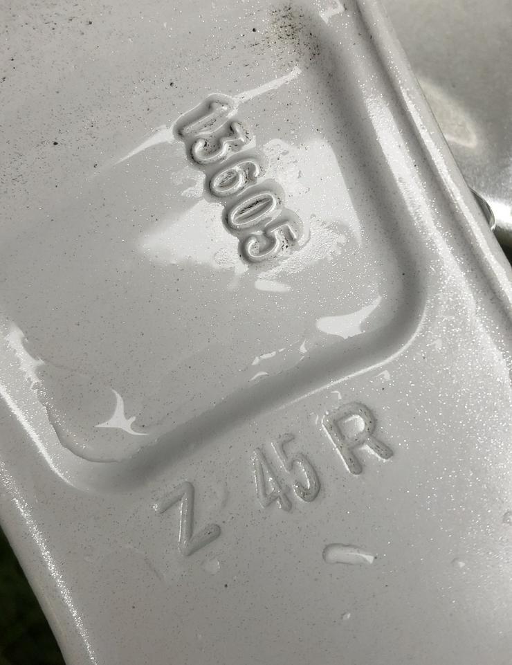 Bild 2: 4 Top Aluminium Fegen 15' / ET45 VW Skoda Seat Audi Ford