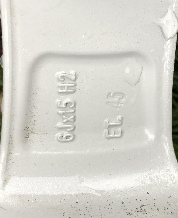 Bild 3: 4 Top Aluminium Fegen 15' / ET45 VW Skoda Seat Audi Ford