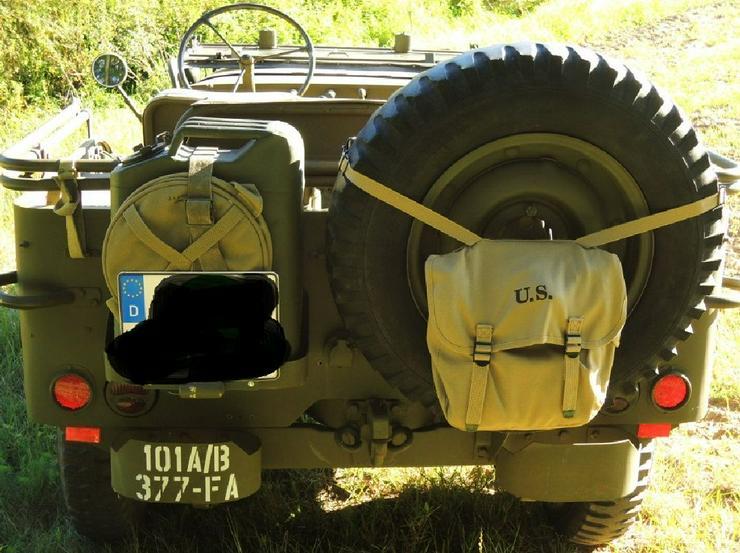 Bild 3: Jeep Willys Overland Militär