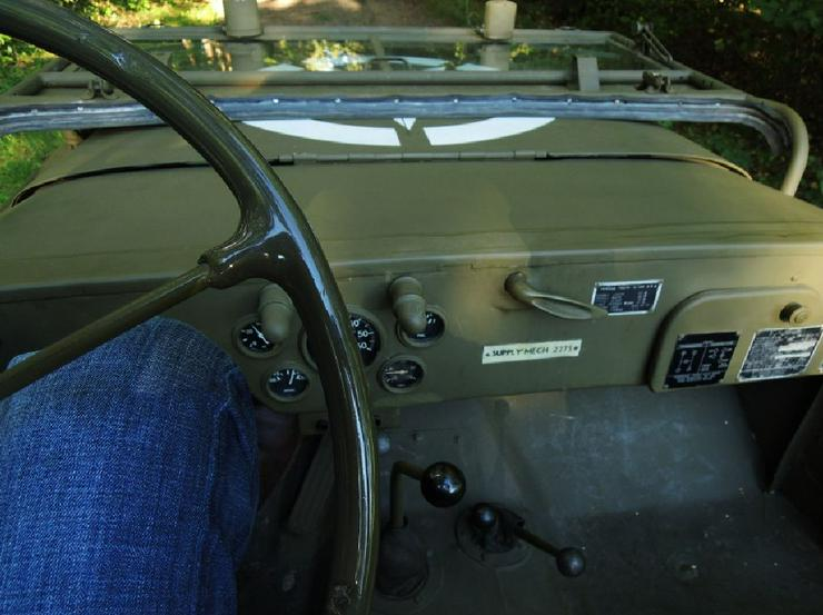 Bild 5: Jeep Willys Overland Militär