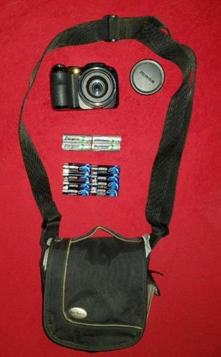 Bild 3: Fuji Finepix S1800, Digitalkamera, Bridge Kamera, Fujifilm