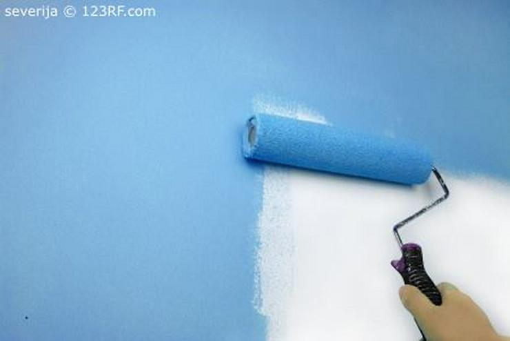 Bild 4: Malern und Tapezieren (auch kurzfristig und am WE)