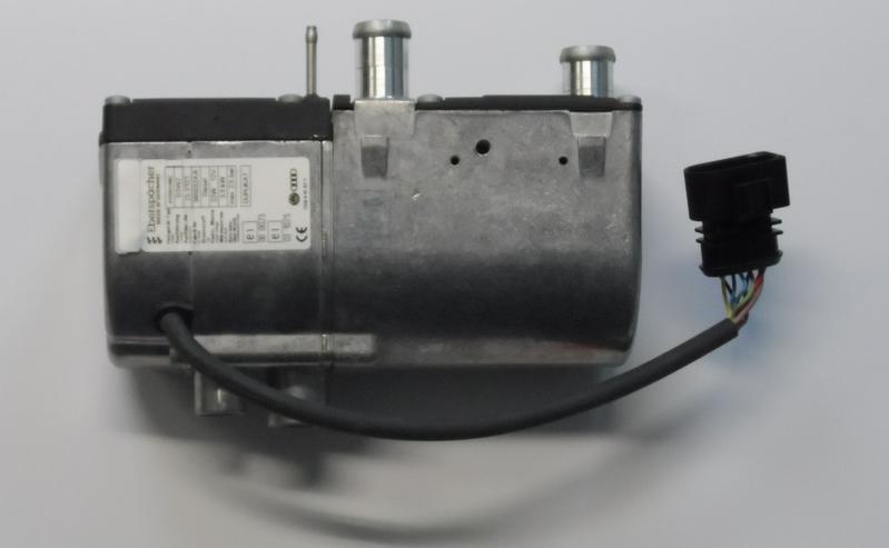 Standheizung Eberspächer Zuheizer VW T4 D3WZ 252121 7D0815071 - Heizung, Lüftung & Klima - Bild 1