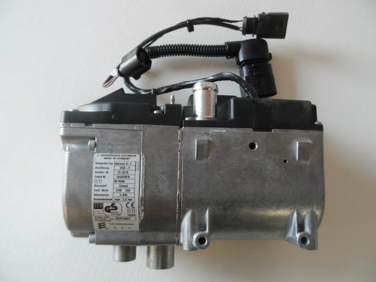 Standheizung Eberspächer Zuheizer VW Sharan D5S-F 252279 7M381900