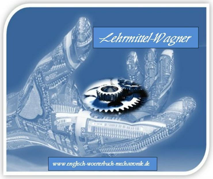 Fuer Automatiker: Bilder-Glossar + Mechatronik-Stichwoerter - Lexika & Chroniken - Bild 1