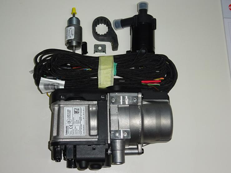 Standheizung Webasto Mercedes Opel Peugeot BMW EVO4 Benzin Diesel