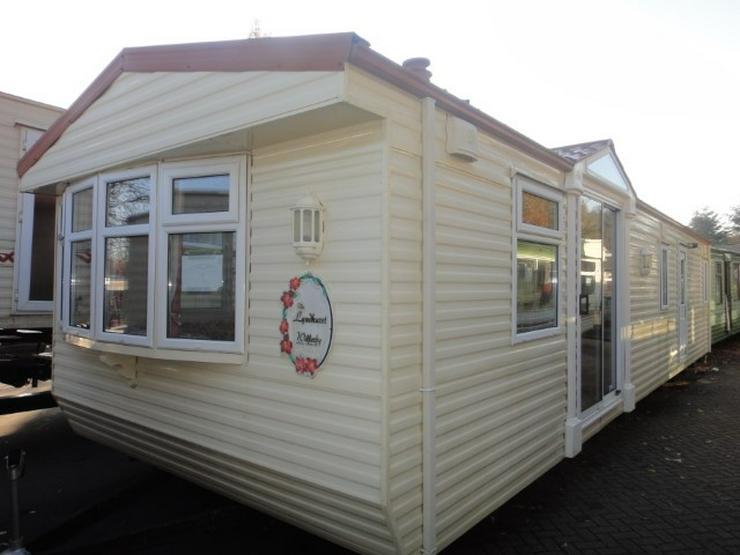 Mobilheim Nordhorn WINTERAKTION Willerby Lyndhurst caravan camping rabatt winterfest wohnwagen dauerwohnen