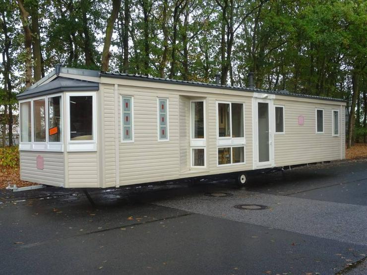 Mobilheim Nordhorn WINTERAKTION Atlas Topaz winterfest wohnwagen dauerwohnen dauerwohnung caravan camping tiny house