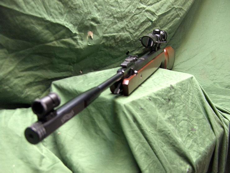 Walther luftgewehr lgv mi zielfernrohr walter in eitorf alzenbach