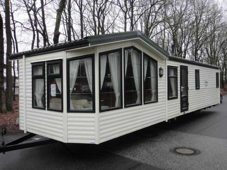 Mobilheim Nordhorn WINTERRABATT Willerby Aspen winterfest wohnwagen dauerwohnen camping caravan