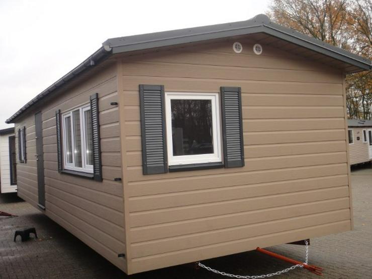 Mobilheim Nordhorn EIGENBAU winterfest wohnwagen dauerwohnen camping caravan tiny house haus