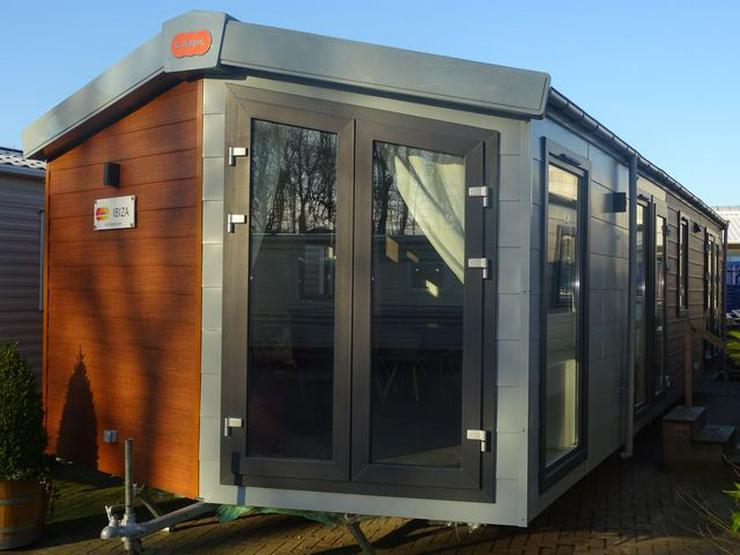Mobilheim Nordhorn Ibiza WINTERAKTION caravan camping wohnwagen dauerwohnen tiny