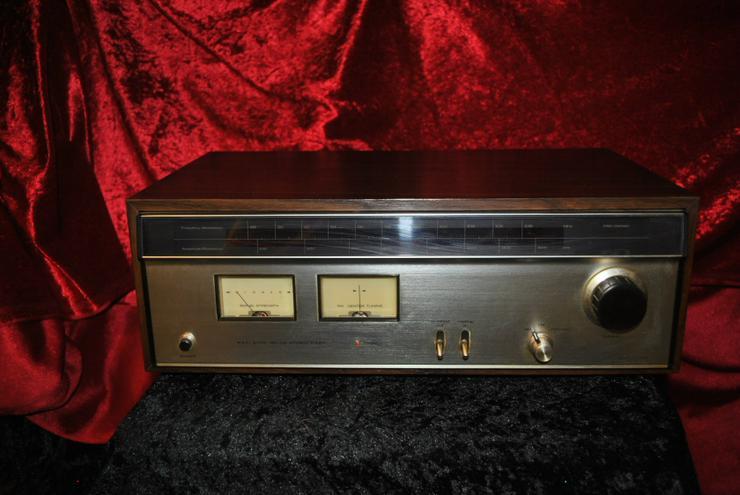 Bild 3: L&G Solid State AM/FM Stereo Tuner T1400 Luxman / Ersatzteilspender