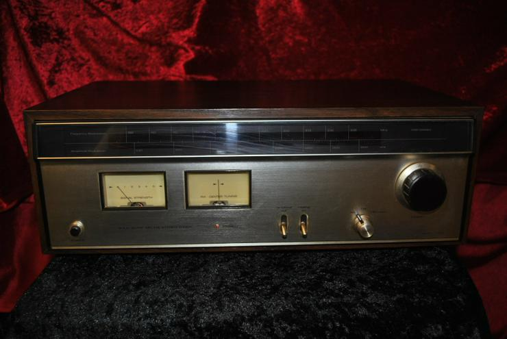 L&G Solid State AM/FM Stereo Tuner T1400 Luxman / Ersatzteilspender - Radios, Radiowecker, Weltempfänger usw. - Bild 1