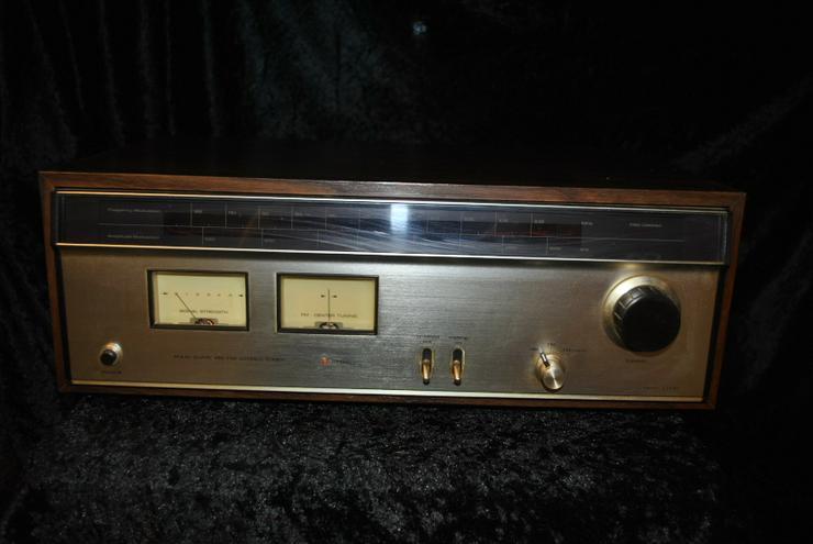 Bild 2: L&G Solid State AM/FM Stereo Tuner T1400 Luxman / Ersatzteilspender