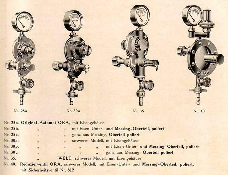 Bild 4: Katalog Nr. 47 von Gebr. Krüger & Co. - Spezialfabrik für Bierdruck-Apparate