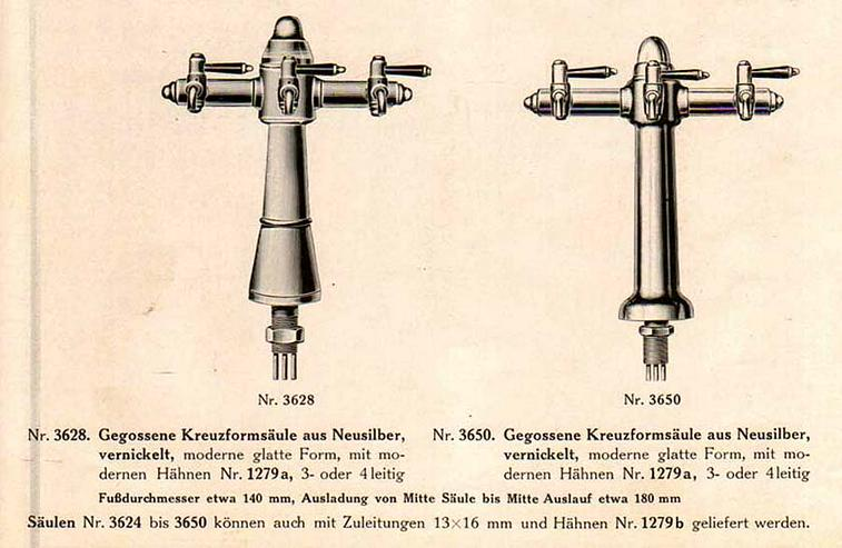 Bild 3: Katalog Nr. 47 von Gebr. Krüger & Co. - Spezialfabrik für Bierdruck-Apparate