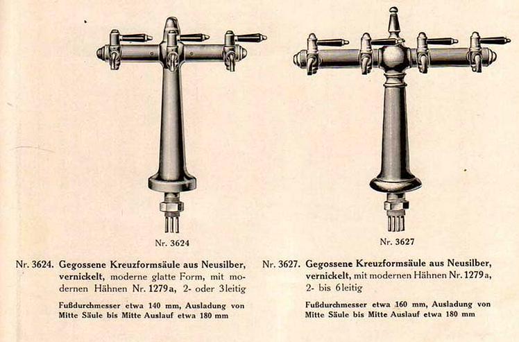 Bild 2: Katalog Nr. 47 von Gebr. Krüger & Co. - Spezialfabrik für Bierdruck-Apparate