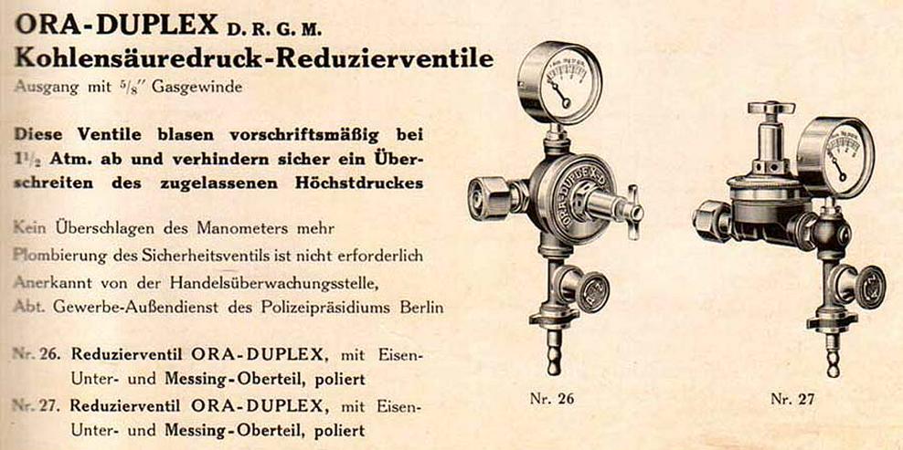 Bild 5: Katalog Nr. 47 von Gebr. Krüger & Co. - Spezialfabrik für Bierdruck-Apparate