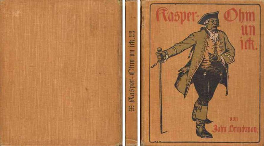 Buch von John Brinckman - Kasper-Ohm un ick - Bücher & Zeitungen - Bild 1