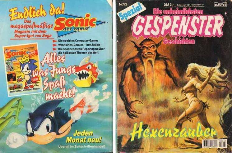 Die unheimlichsten Gespenster Geschichten Spezial - Bastei Nr. 92 - Comic