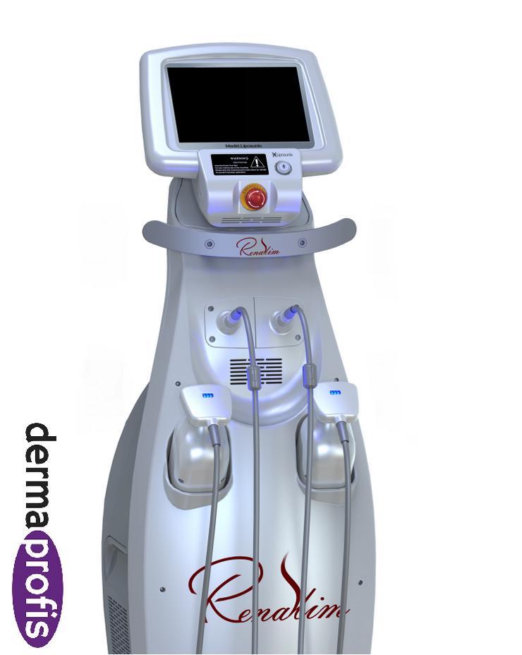 Ultraschall Gerät, Körper Forming mit Haut Straffung in einem, de Lux