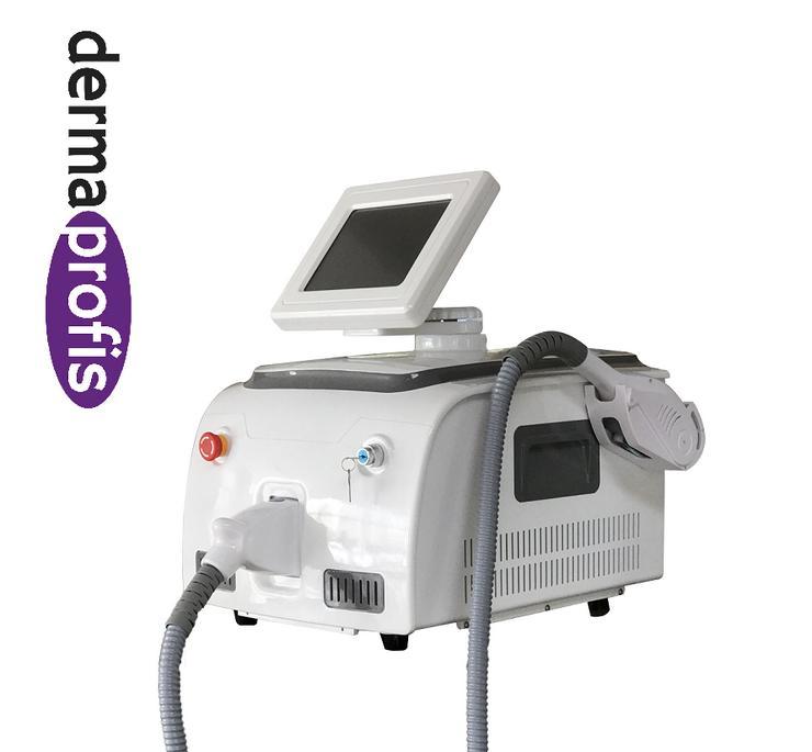 SHR und IPL E-Light Gerät in einem , dauerhafte Haarentfernung ganz Körper!