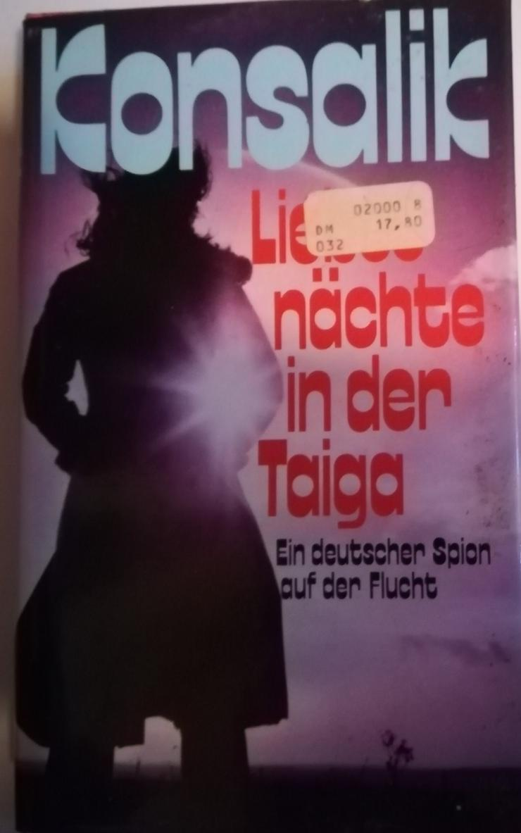 Liebesnächte in der Taiga: Roman - Romane, Biografien, Sagen usw. - Bild 1