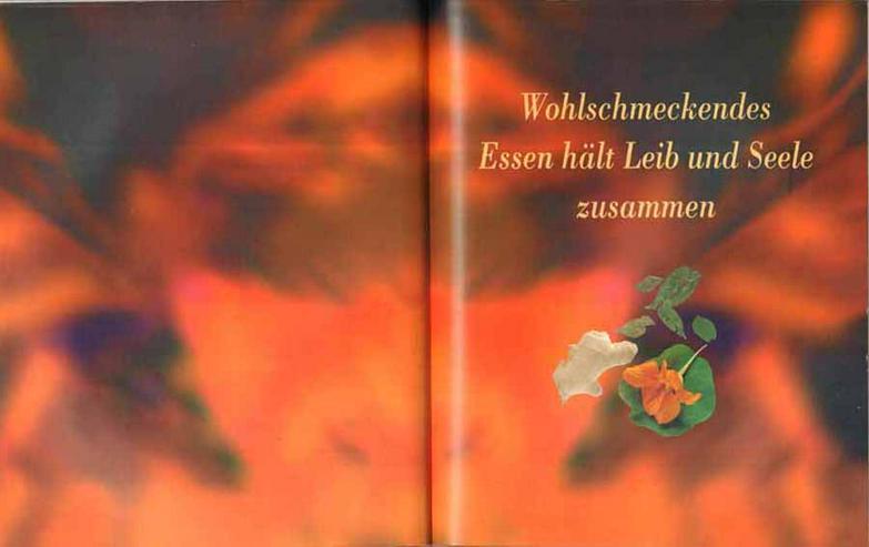 Bild 3: Kochbuch von Dr. Karin Pirc & Wilhelm Kempe - Kochen nach Ayurveda - 2001