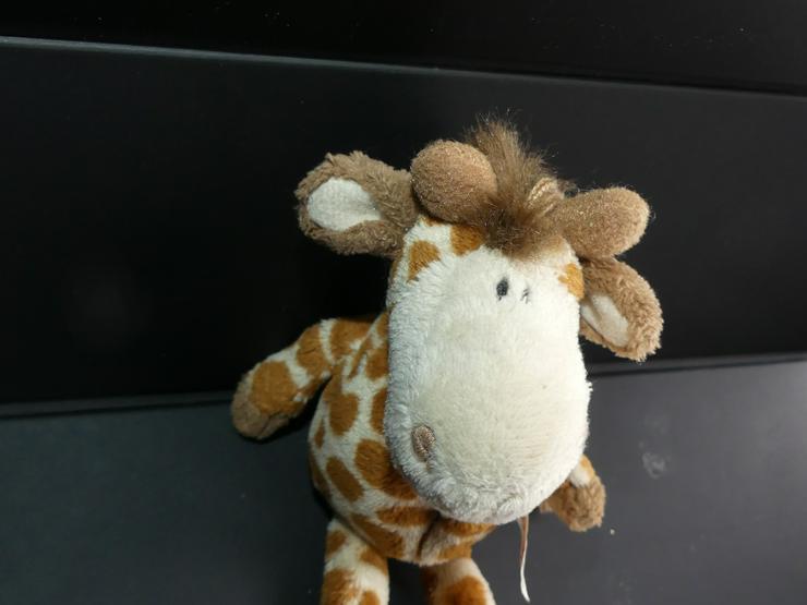Bild 6: Giraffe Schlüsselanhänger (auch zu verschicken)
