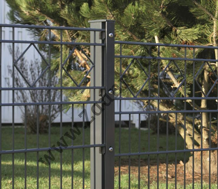 Doppelstabmattenzaun Tore Gabionen Sichtschutz - bundesweite Lieferung und Montage  - Gartenarbeiten - Bild 1